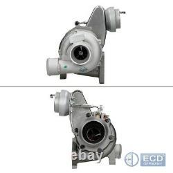 Turbo Turbocharger System Mercedes Viano Vito Bus W639 111 115 CDI