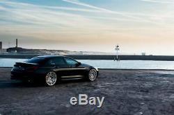 X4 Alloy Wheels 20 Silver Ex30 850kg For Mercedes V-class Vito Vw