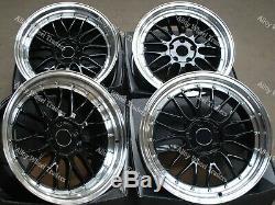 18 B Dare Lm Roues Alliage Pour Mercedes V Classe Vaneo Viano Vito W638 W639