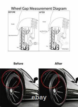 4X 20mm Elargisseurs de voie 5x112 M14x1.5 CB66.6mm Pour MERCEDES Benz AUDI