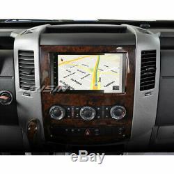 7 Autoradio Bluetooth GPS for Mercedes A/B Class W169 W245 Sprinter Vito Viano