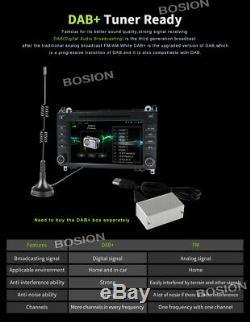 8 2 DIN Autoradio GPS BT Pour Mercedes Benz W639/Vito/Viano /W906 Sprinter/W169