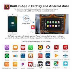 8-Core CarPlay DAB+Android 10 Autoradio GPS DSP Mercedes C/CLK/G Class W203 Vito