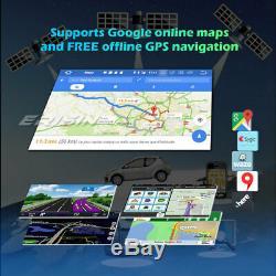 8Android 10.0 Autoradio GPS DAB+TNT Mercedes Class C/G/CLK W203 W209 Vito Viano