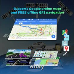 9 DAB+Android 10 Autoradio DSP GPS 4G Mercedes A/B Class Viano Sprinter Crafter