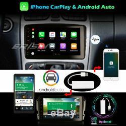 Android 10.0 Autoradio Mercedes-Benz C/CLK/G Class W203 W209 Vito Viano CarPlay