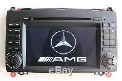Autoradio Android 7.1 Mercedes Classe A B Viano, Vito Sprinter VW CRAFTER STÉRÉO