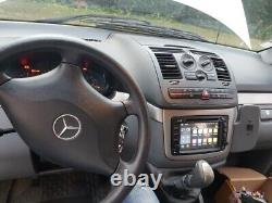Autoradio Android gps bluetooth dvd wifi Mercedes Classe C-VITO-CLK-VIANO+CAMERA