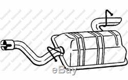 BOSAL Silencieux arrière MERCEDES-BENZ VITO VIANO 175-441