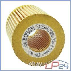 Bosch Filtre À Huile+10l Castrol Edge Fst 5w-30 LL Mercedes Vito W-639 120 122