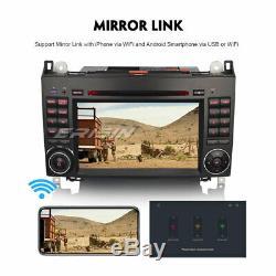 CarPlay Mercedes Benz Autoradio Android 10 A B W169 W245 Vito DAB+ Wifi TNT 3072