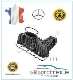 Collecteur / Module de tube d'admission MERCEDES A6510900037, A6510903037