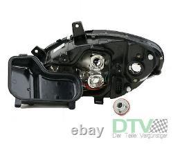 Compatible Avec Mercedes 639 Vito Ab 03- Kit de Phare H7/H7/H7 à Gauche & Droit