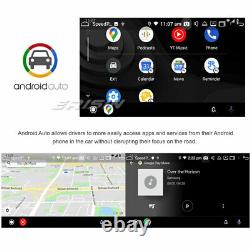 DAB+Autoradio Android 10.0 for Mercedes Benz Class A/B Vito Sprinter 64GB ROM