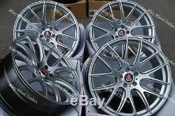 Jantes en Alliage X4 18 Hs Cs Light pour Mercedes V-Class Viano Vito W638 W639