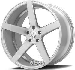 Jantes en Alliage X4 19 Sbf Ex18 750kg pour Mercedes V-Class Vito