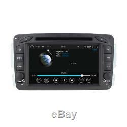 Mercedes Benz Classe C CLK Viano Vito W203 Android 8 Autoradio Navigation