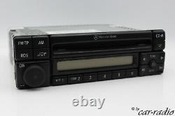 Mercedes Spécial MF2297 Bluetooth Autoradio MP3 Audio-Streaming RDS Cd-R Radio
