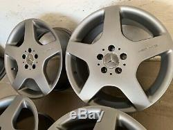 Orig. AMG Jantes 18 Mercedes ML55 ML W163 W164 GLK Glc W211 W212 Viano Vito