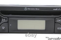 Original Mercedes Audio 10 CD MF2910 Cd-R Alpine Becker Autoradio RDS Radio GS49