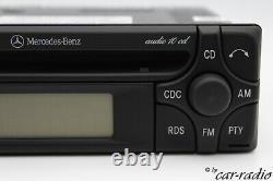 Original Mercedes Audio 10 CD MF2910 Cd-R Alpine Becker Radio