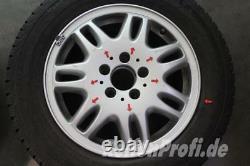 Original Mercedes Vito Viano Classe V W639 A6394011802 Roues D'Hiver 16 679-E