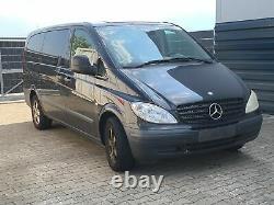 Portière droite arrière Porte coulissante pour Mercedes W639 Vito Viano 04-10