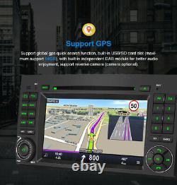Pumpkin Android 10 Autoradio GPS DVD FOR Mercedes Benz Viano Vito A B Class W639