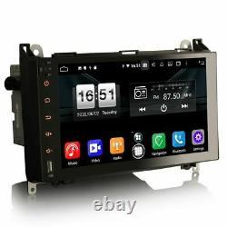Radio GPS pour Mercedes Vito Viano W639 Android 10.0 Auto Carplay GPS DAB 9