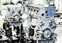 Réparation 2008 Mercedes Benz W639 Vito Viano 120 CDI 3,0 V6 Moteur 642.990 6
