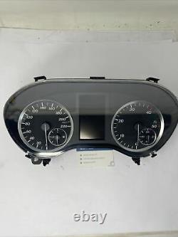 Tableaux De Bord Conteur Compteur De Vitesse Mercedes W447 Classe V Vito Viano
