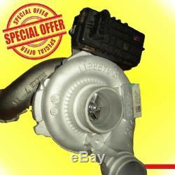Turbocompresseur 757608-1 765155-1 Mercedes 3.0 V6 W203 W211 W251 W639