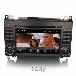 Voiture Radio Mercedes Sprinter Vito Viano W639 Android 10.0 DAB GPS Carplay